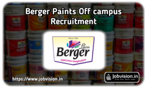 Berger Paints Off Campus Drive