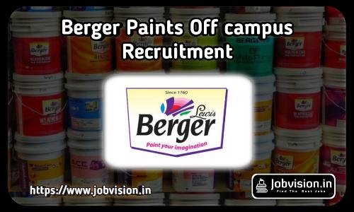Berger Paints Off Campus Drive