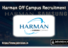 Harman Off Campus Drive
