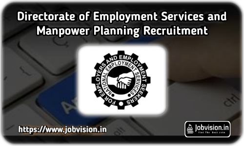 Directorate of Employment Services & Manpower Planning, Tripura