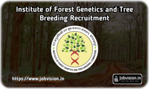 IFGTB Coimbatore Recruitment