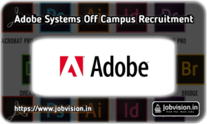 Adobe Systems Recruitment