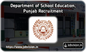 Department of School Education, Punjab