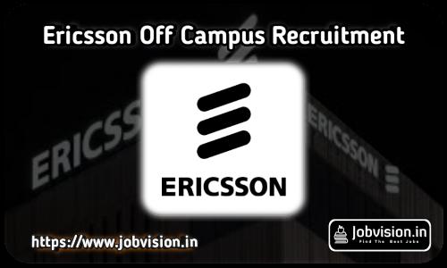 Ericsson Off Campus 2021