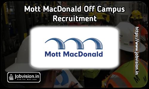 Mott MacDonald Recruitment