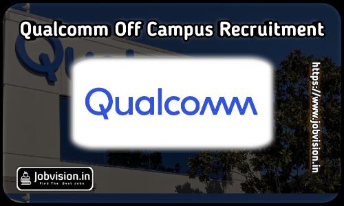 Qualcomm Technologies Recruitment