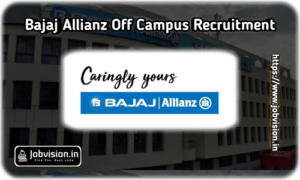 Bajaj Allianz Off Campus Drive