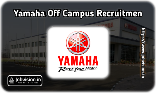 Yamaha Corporation Off Campus Drive 2021