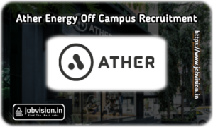 Ather Energy Recruitment