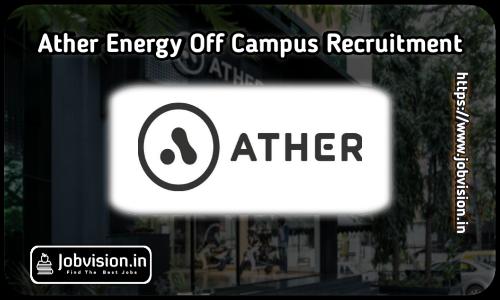 Ather Energy Recruitment
