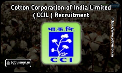 Cotton Corporation Recruitment