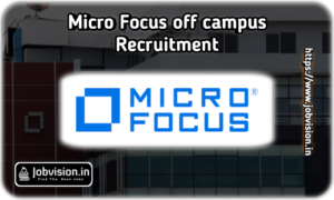 Micro Focus Off Campus Drive