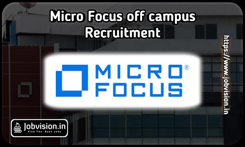 Micro Focus Off Campus Drive