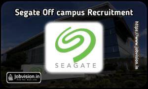 Seagate Recruitment