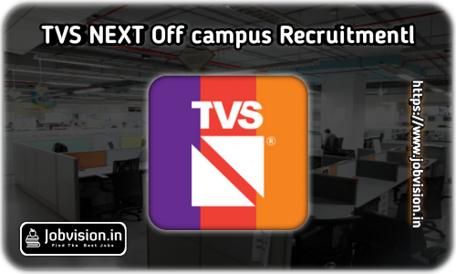 TVS Next Off Campus Drive