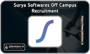 Surya Software Off Campus Drive