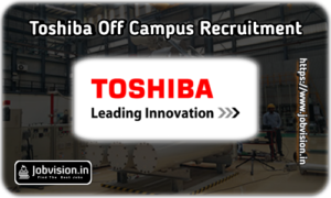 Toshiba Transmission Recruitment