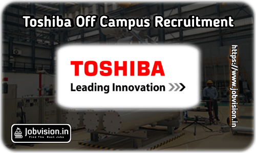 Toshiba Global Internship 2021
