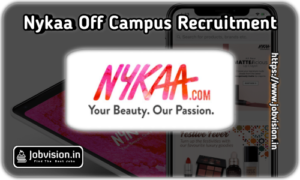 Nykaa Off Campus Drive