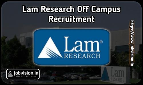 Lam Research Recruitment