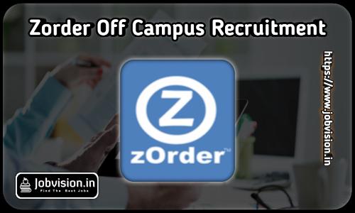 zOrder Off Campus Drive 2021