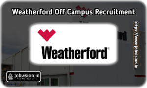 Weatherford Recruitment