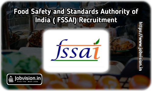 FSSAI Director Recruitment 2021