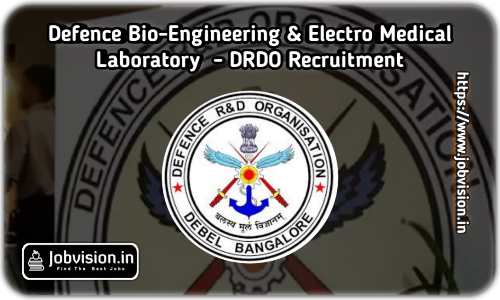 DRDO DEBEL Recruitment 2020
