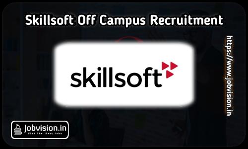 Skillsoft Off Campus Drive 2021