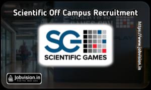 Scientific Games Off Campus Drive