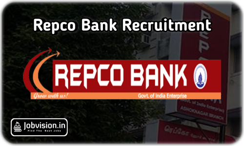 Repco Bank Chennai Recruitment 2021