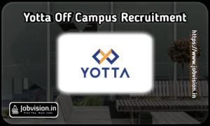 yotta Off Campus Drive