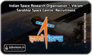 VSSC - ISRO Recruitment