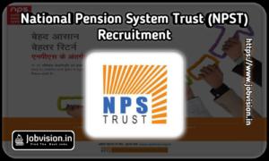 NPST Recruitment