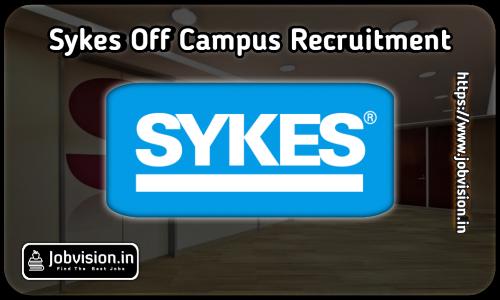 Sykes Enterprises Off campus Drive 2021