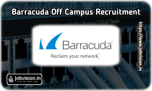 Barracuda Networks Off Campus Drive 2021