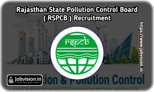 RSPCB Recruitment 2020