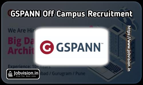 GSPANN Off Campus Drive 2021