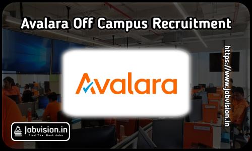 Avalara Off Campus Drive 2021