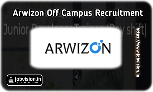 Arwizon Digital Off Campus Drive 2021