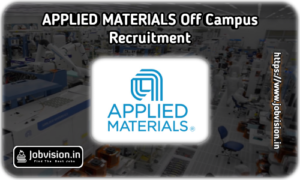 Applied Materials Recruitment