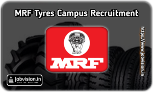 MRF Recruitment