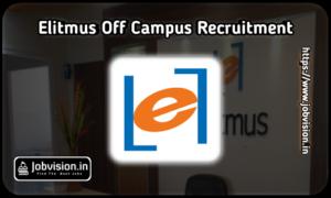 Elitmus Off Campus Drive