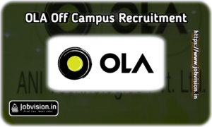 Ola Cabs Off Campus Drive