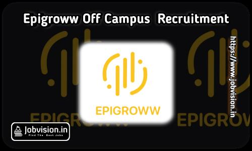 Epigroww Off Campus Drive 2021
