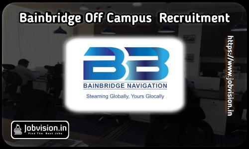BainBridge Navigation Off Campus Drive 2021
