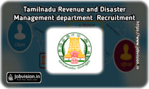 TN Revenue Administration Recruitment