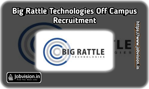 Big Rattle Technologies Off Campus Drive 2021