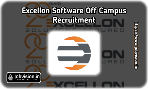 Excellon Software Off Campus Drive 2021