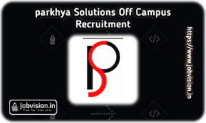 Parkhya Solutions Off Campus Drive